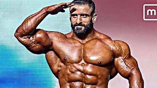 Did Hadi Choopan Just RETIRE From Bodybuilding???