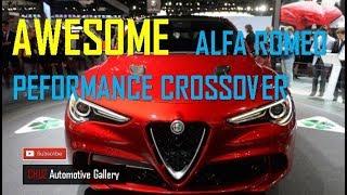 2018 Alfa Romeo Stelvio Quadrifoglio - Wow Awesome Performance Crossover For The Money
