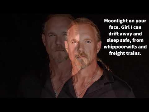 Trace Adkins- Whippoorwills and Freight Trains-Lyrics
