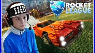 Rocket League - Game of the Year Edition PS4 #12 БЕШЕННАЯ ИГРА С ПОДПИСЧИКАМИ LIVE STREAM HD