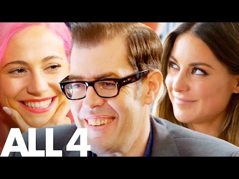 In Bed With Jamie | Pixie Lott, Richard Osman & MIC Pals Ryans & Louise