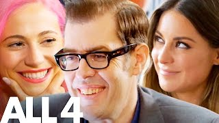 In Bed With Jamie   Pixie Lott, Richard Osman & MIC Pals Ryans & Louise