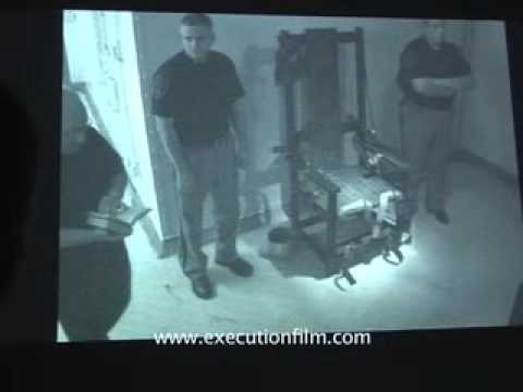 death by electric chair video wicker wingback walk to youtube