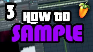 Aces Teaches: How To Sample Part 3 (Detect Tempo) [FL Studio]