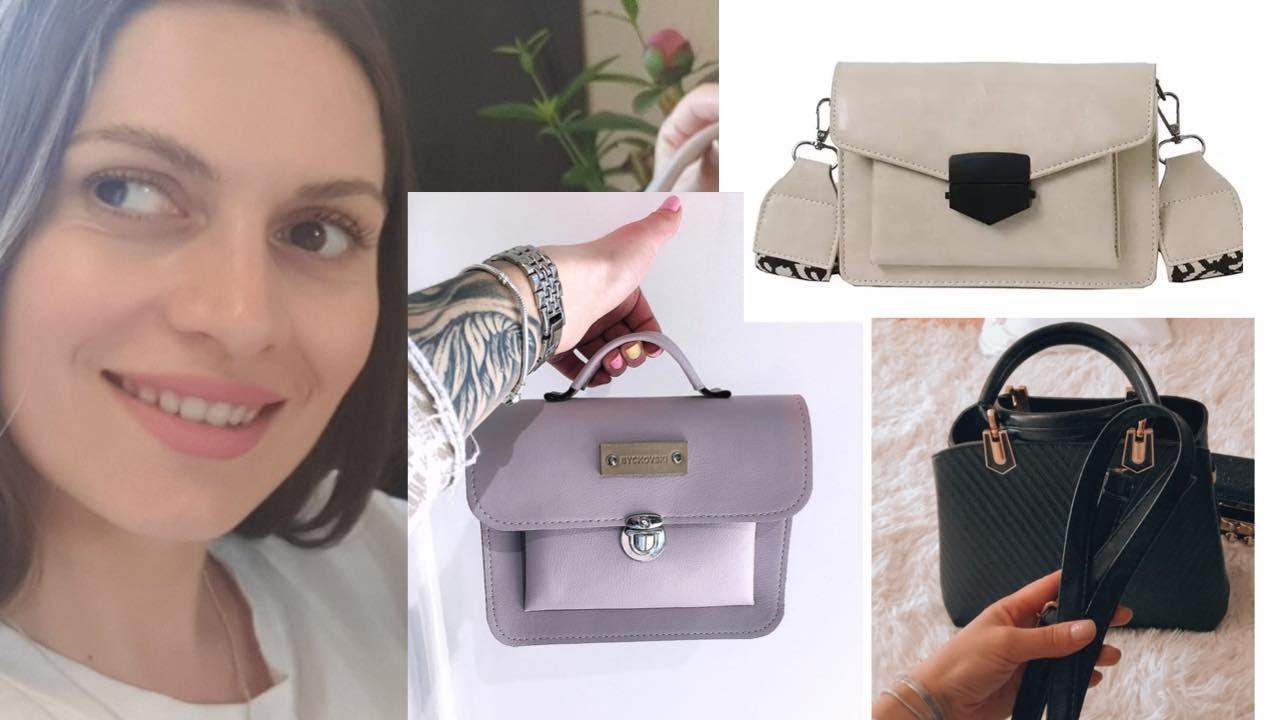 VLOG: ჩემი ჩანთების კოლექცია || BYCKOVSKI || NANUTA