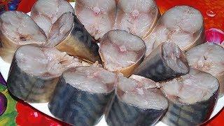 НЕЖНЕЙШАЯ рыба в микроволновке. Как ВКУСНО приготовить скумбрию, хек, окунь и другую морскую рыбу