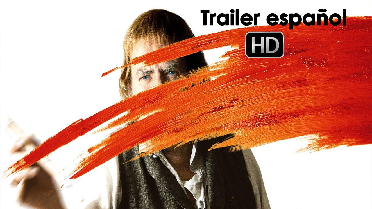 Trailer Mr Turner