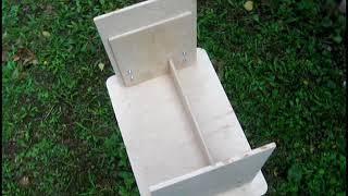 Маленький столик из фанеры своими руками. Столик для ребенка