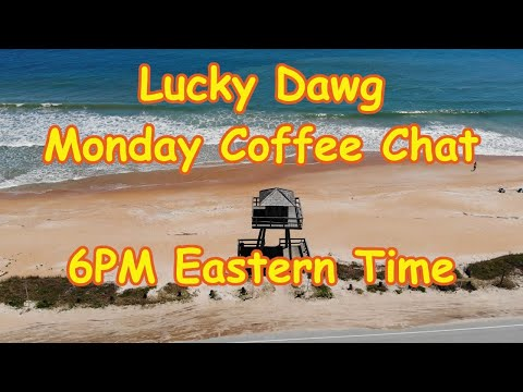 Ever Eat Sugar By The Spoonful?  Lucky Dawg Monday  Coffee Chat