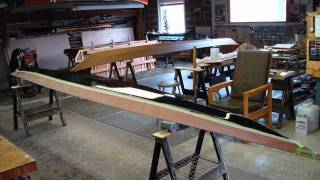 Superior Kayaks East Greenland Construction And Paddle.wmv