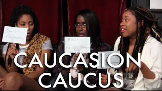 Caucasion Caucus - Night Late with Phoebe Robinson