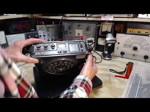Panasonic PSB/FM/AM 3-Band Radio Fix Up