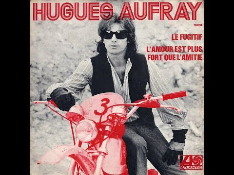 Hugues Aufray Le fugitif 1971
