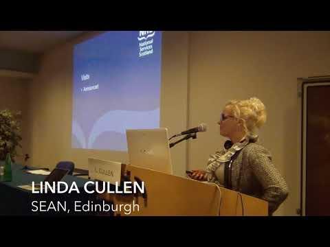 LINDA CULLEN ECT in Scotland