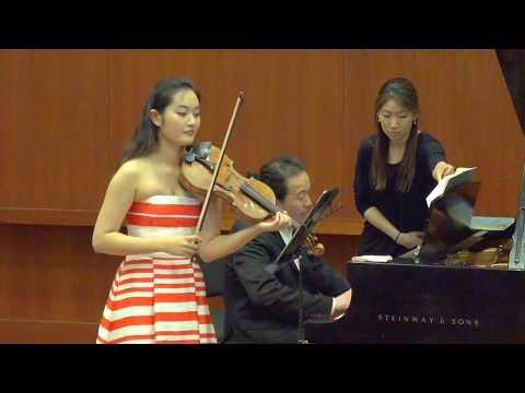 Beethoven Complete Violin Sonatas Project / No.3 : III Rondo Allegro molto Ludwig van Beethoven