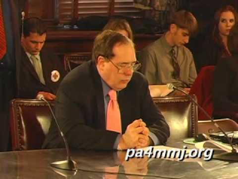 Representative Mark B. Cohen: PA HB 1393 medical marijuana hearings