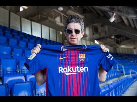 Noel Gallagher: 'Camp Nou is an amazing place'