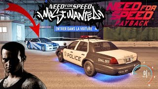 NFS Payback abandoned BMW Most Wanted