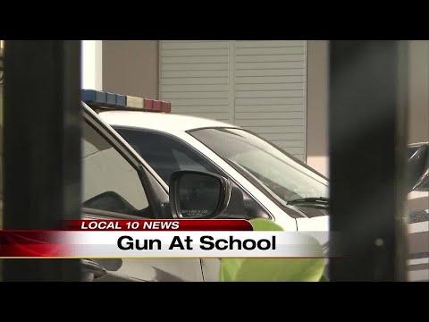 4 teens arrested after gun found at Miami Norland Senior High School