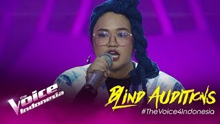 Ersya - Soulmate | Blind Auditions | The Voice Indonesia GTV 2019