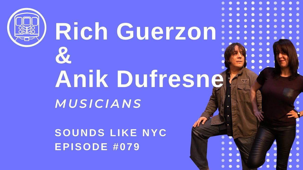 Once a Creative, Always a Creative: Rich Guerzon & Anik Dufresne - SLNYC Ep. 078