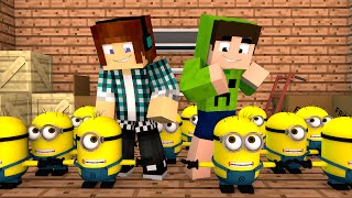 Minecraft: Fabrica dos MINIONS !! - Aventuras Com Mods #11