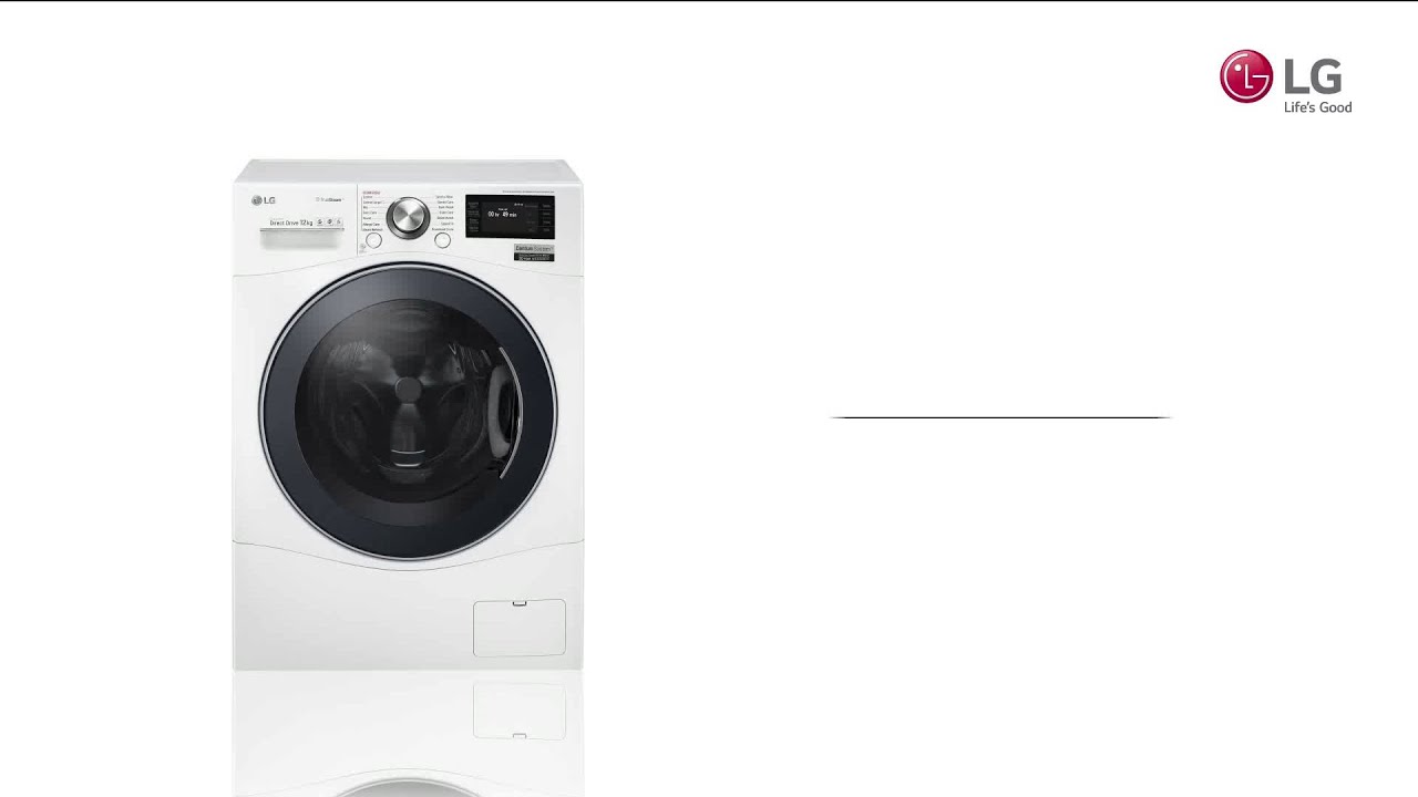 Lg Washing Machines Deep Clean Allergy Care