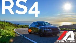 Audi RS4 Rad Edit | Content Creation Sessions 1