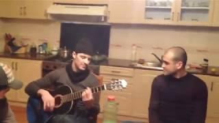 Амирхан Масаев - Лишь до утра(под гитару)
