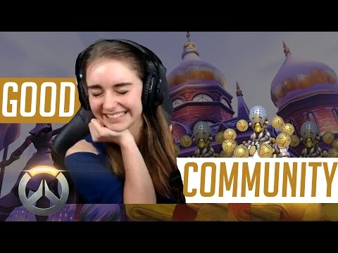 Most Inspirational Overwatch Player?!