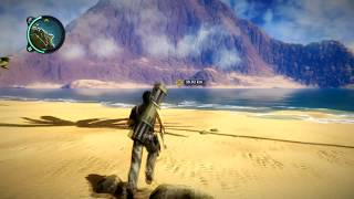 Walking the Map: Just Cause 2 (PS3)