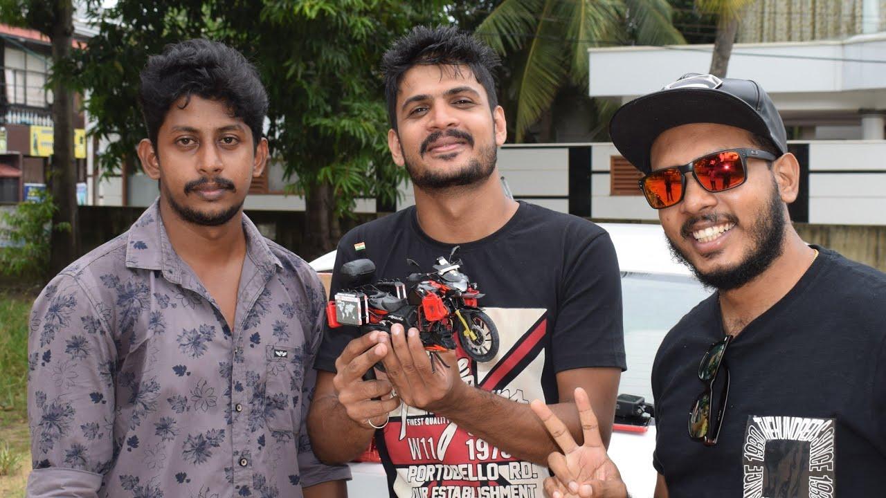 ആമിനയെ കൊണ്ട് വന്നു😍 | with Karthik surya, Dream Rider280