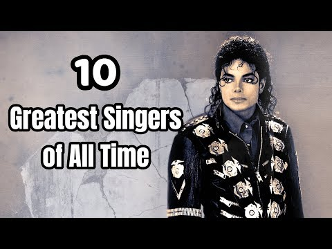 Top 10 Greatest Singers of All Time According to billboard