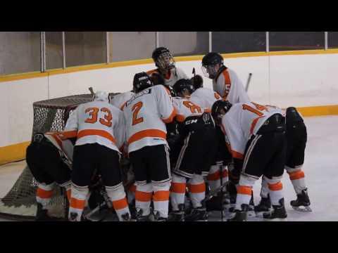 Maskwacis Hawks Midget Playoffs Game 1