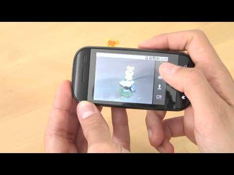 LG GW620 Test Kamera