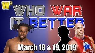 Kurt Angle's Wrestlemania Opponent! Kofi Kingston vs. The World!   Wrestling With Wregret