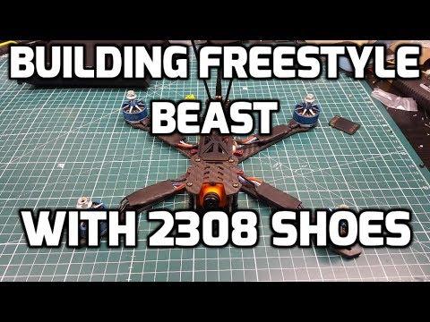 How to Build A Freestyle Quadcopter // Holybro Kakute F4 V2 , Tekko32, , GEPRC Mark2
