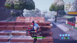 Fortnite with secret Friend