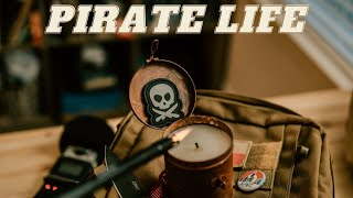 The Pirate Life! Candle and Patch Review!!
