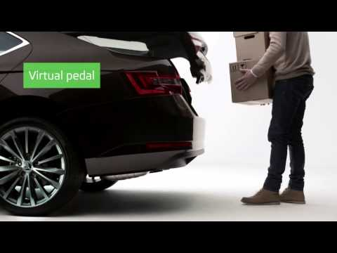 NEW SKODA SUPERB 2015 - ФИШКА!
