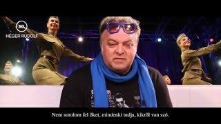 Miroslav Fančovič podporuje Rudolfa Hégera č.50 na kandidátke strany MOST-HÍD