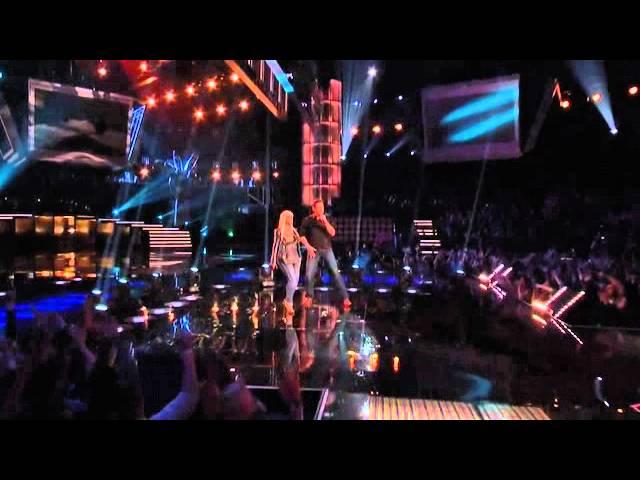 Mrprimadon christina aguilera  blake shelton-just a fool unofficial music video