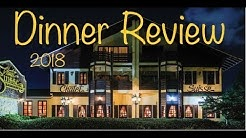 Chalet Suisse Aruba Dinner Review 2018