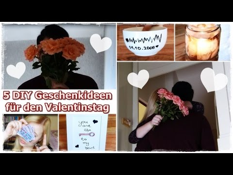 LAST MINUTE DIY GESCHENKIDEEN FÜR DEN FREUND - VALENTINSTAG | GEBURTSTAG | WEIHNACHTEN