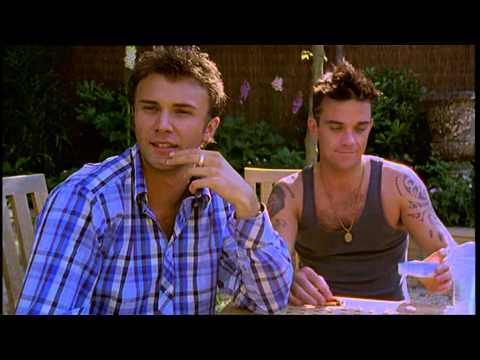 Robbie Williams: Discussion time with Johnny