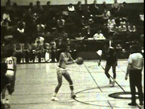 Livingston High School Basketball - 1972