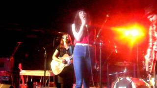 Nikki Lane - Gasoline and Matches - The Cannery - Nashville, TN 2-10-12