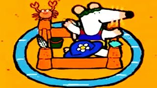 Maisy Mouse Official | Sandcastle | English Full Episode | Kids Cartoon | Videos For Kids