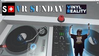 VR Sunday: Vinyl Reality
