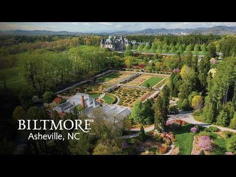 Virtual Tour: Biltmore's Historic Gardens & Grounds